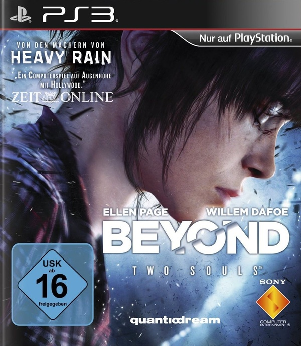 Cover zu Beyond: Two Souls