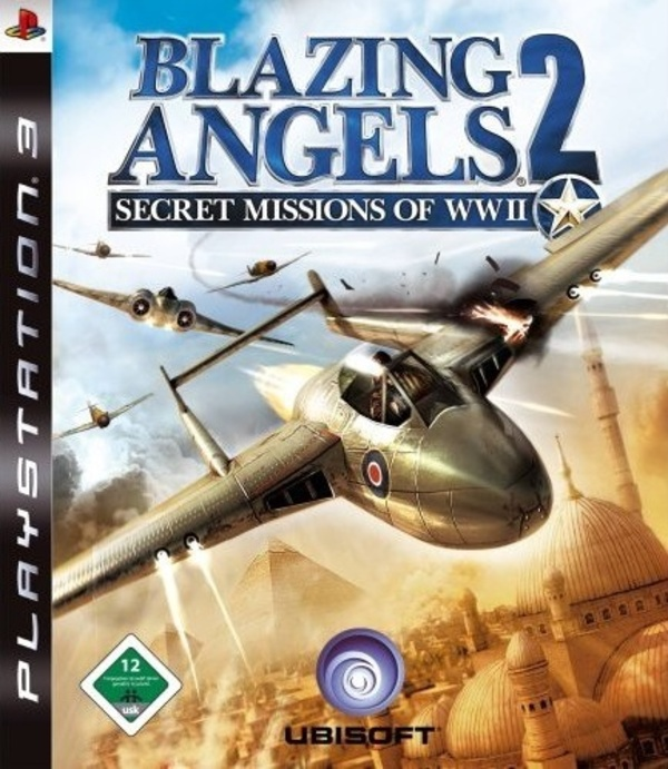Cover zu Blazing Angels II: Secret Missions of WWII
