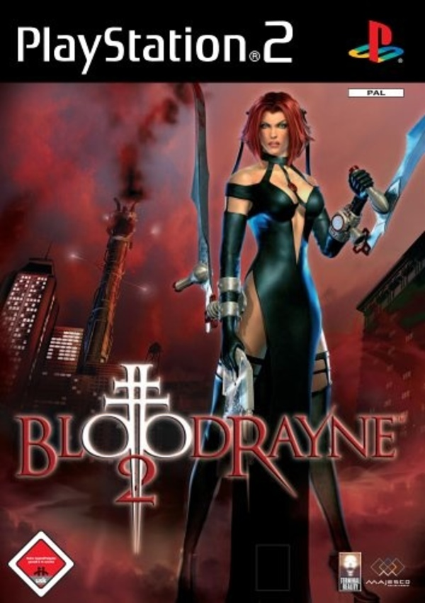 Cover zu BloodRayne 2 (dt.)