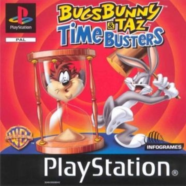 Cover zu Bugs Bunny & Taz: Time Busters