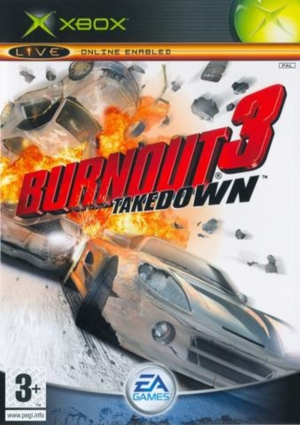 Cover zu Burnout 3: Takedown