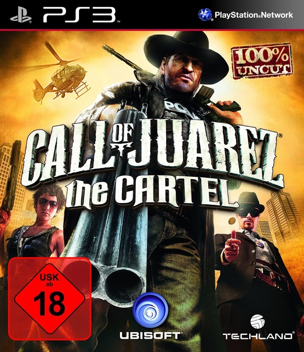 Cover zu Call of Juarez: The Cartel