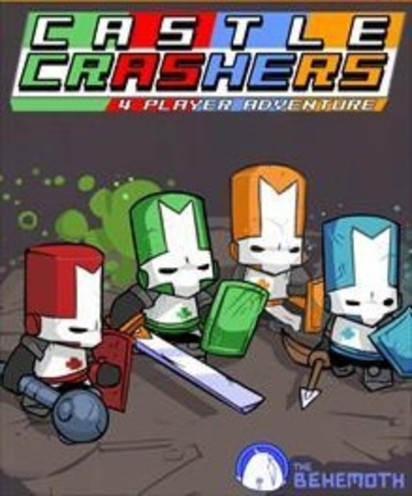 Cover zu Castle Crashers