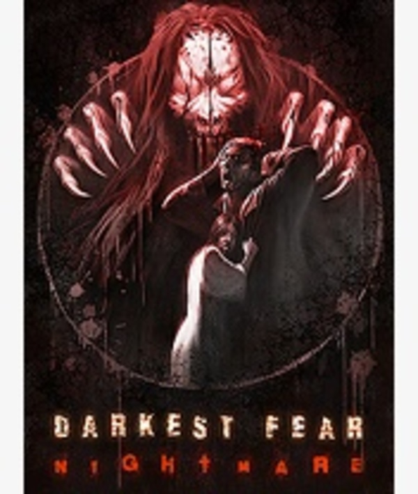 Cover zu Darkest Fear: Nightmare