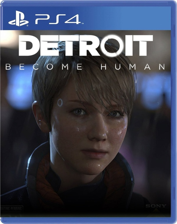 Cover zu Detroit: Become Human