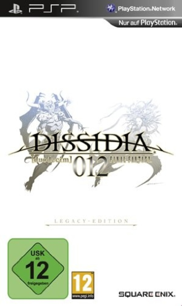 Cover zu Dissidia 012: Final Fantasy
