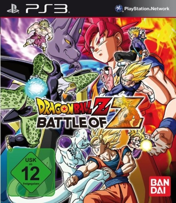 Cover zu Dragon Ball Z: Battle of Z