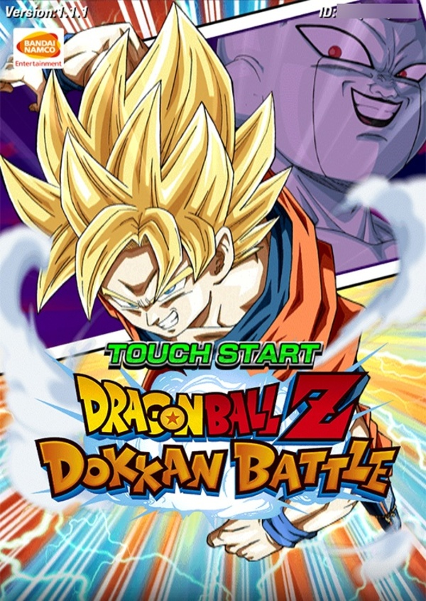 Cover zu Dragon Ball Z Dokkan Battle