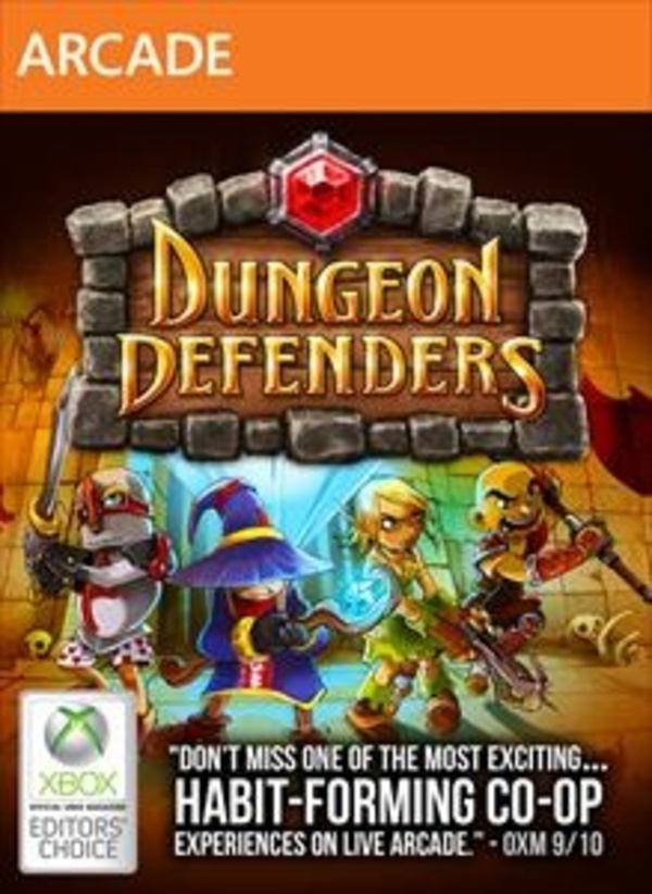Cover zu Dungeon Defenders