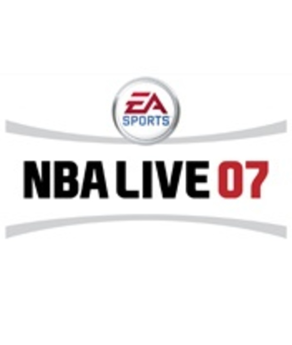 Cover zu EA Sports NBA Live 07