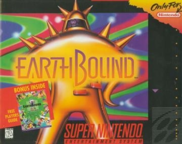 Cover zu EarthBound