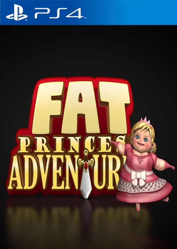 Cover zu Fat Princess Adventures