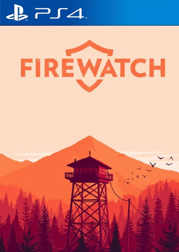 Cover zu Firewatch