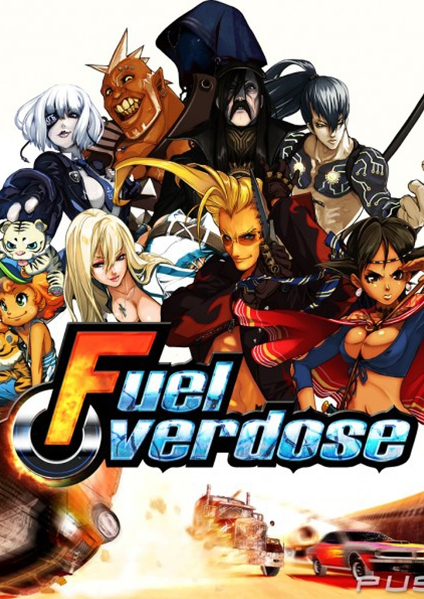 Cover zu Fuel Overdose