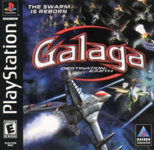 Cover zu Galaga: Destination Earth