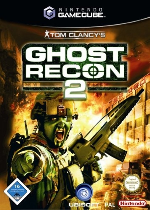 Cover zu Ghost Recon 2
