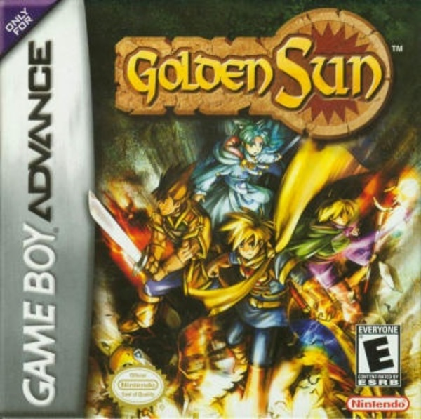 Cover zu Golden Sun