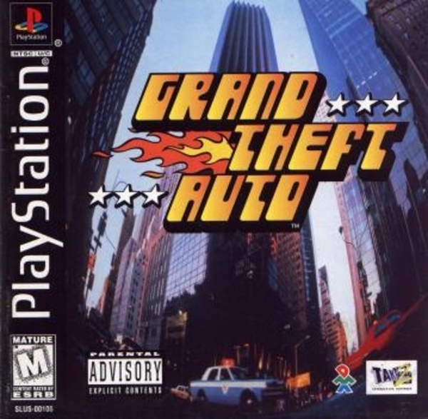 Cover zu Grand Theft Auto