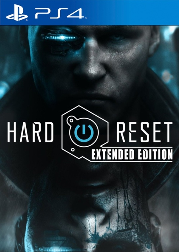 Cover zu Hard Reset: Redux
