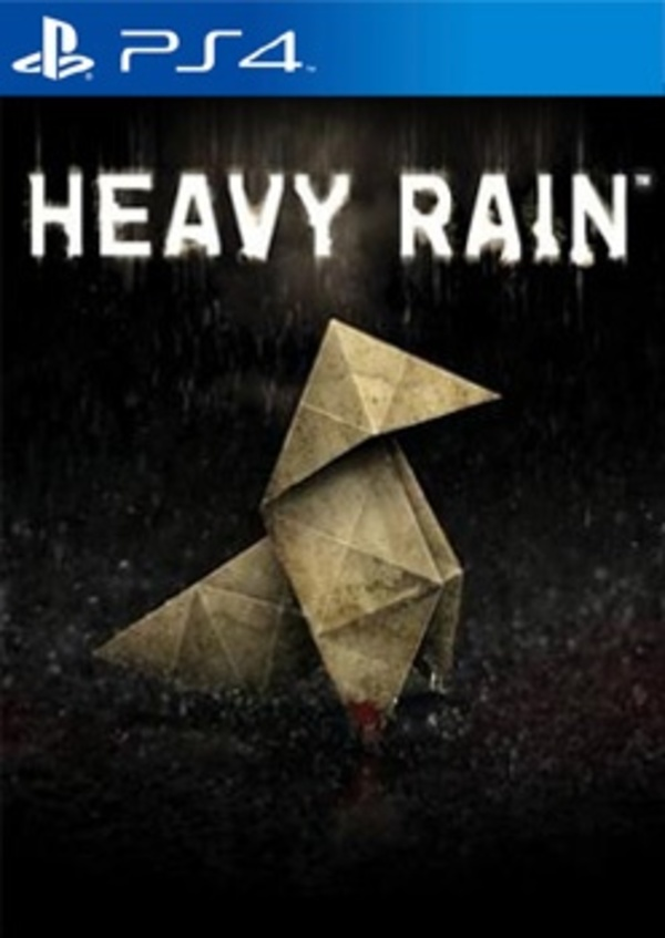 Cover zu Heavy Rain
