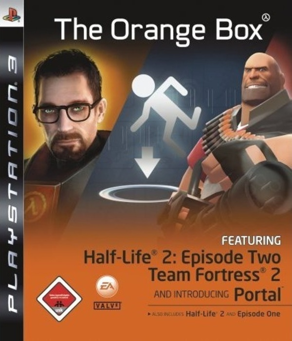 Cover zu Half-Life 2: Orange Box