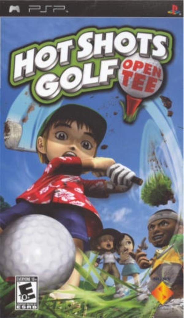 Cover zu Everybody's Golf