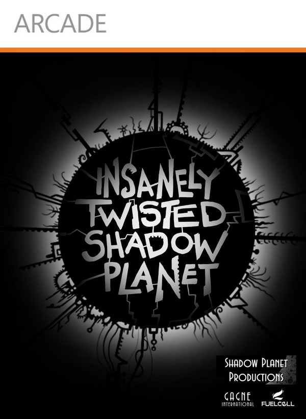 Cover zu Insanely Twisted Shadow Planet