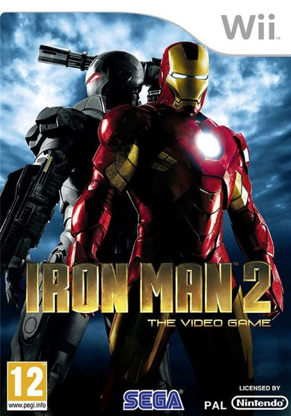 Cover zu Iron Man 2