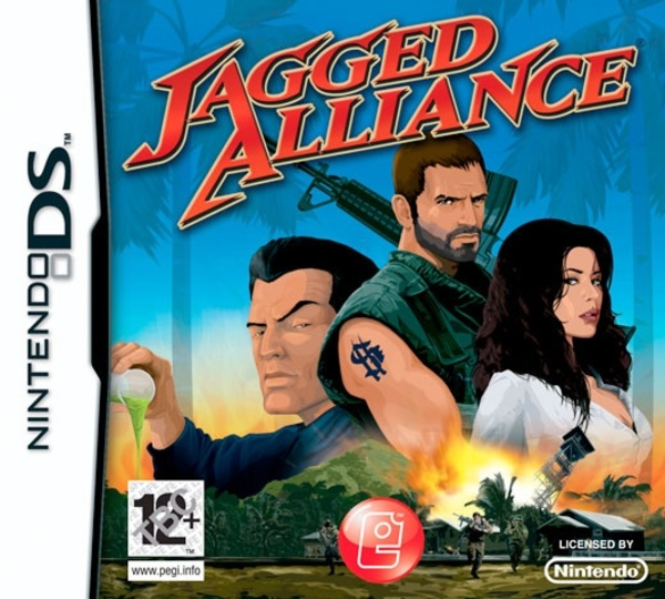 Cover zu Jagged Alliance