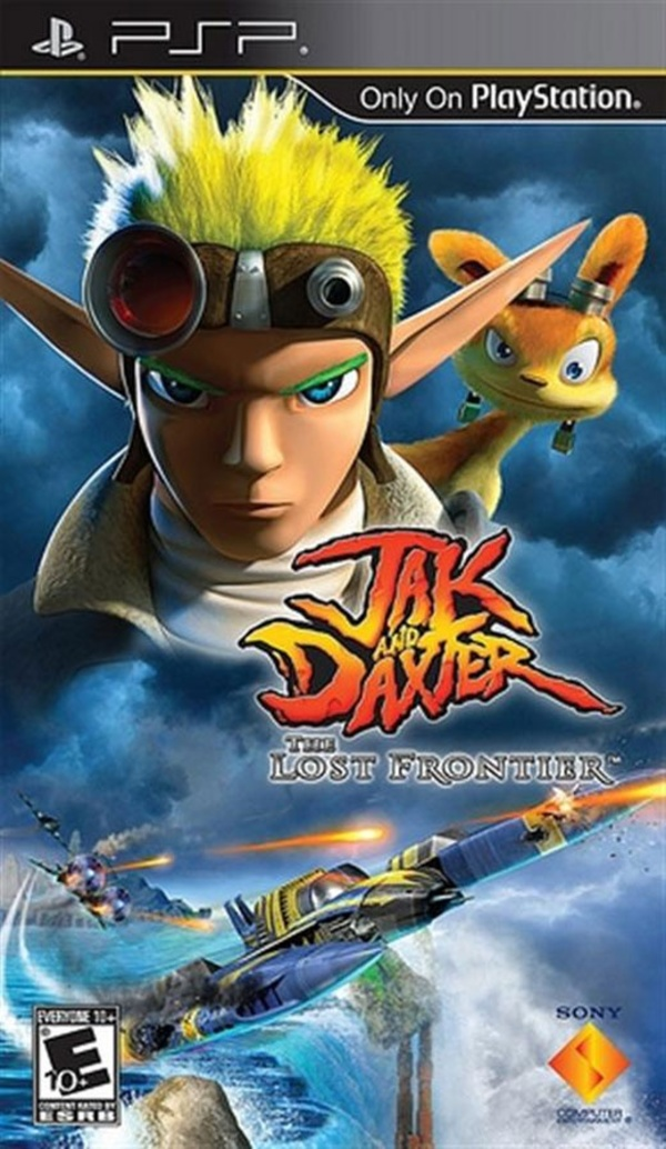 Cover zu Jak and Daxter: The Lost Frontier