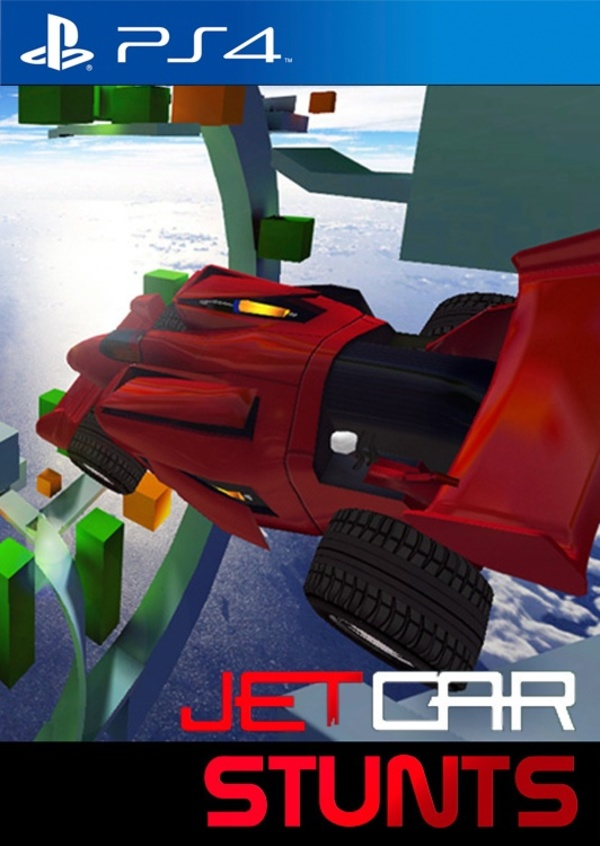 Cover zu Jet Car Stunts
