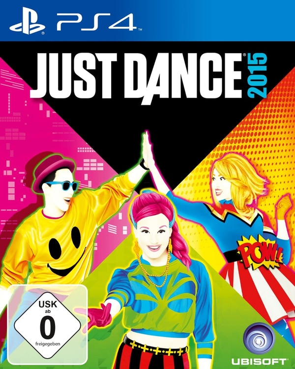 Cover zu Just Dance 2015