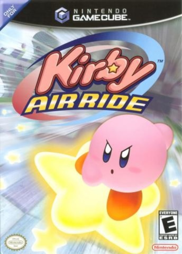 Cover zu Kirby Air Ride