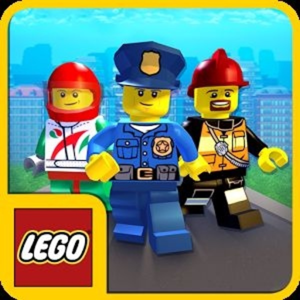 Cover zu Lego City: My City