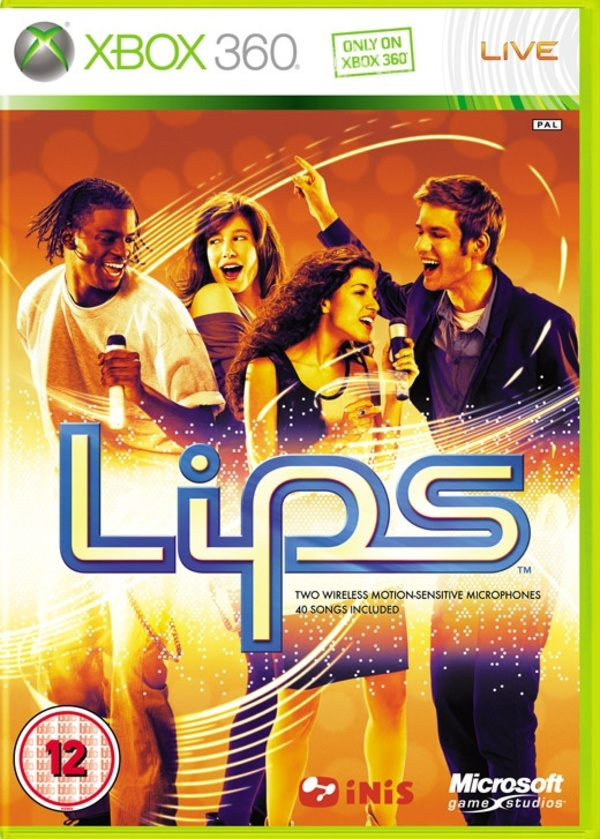Cover zu Lips