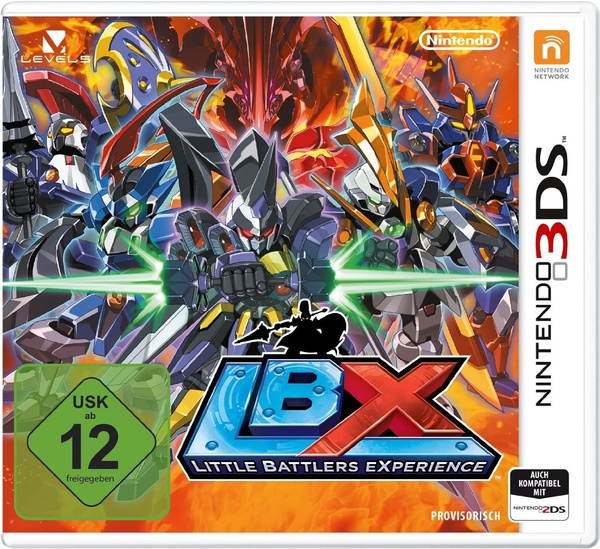 Cover zu Little Battlers eXperience