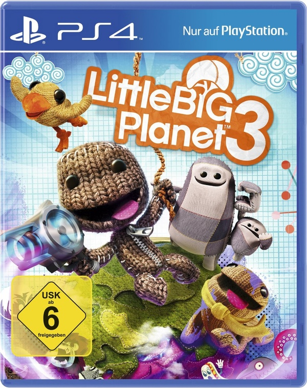 Cover zu LittleBigPlanet 3
