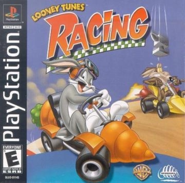 Cover zu Looney Tunes Racing