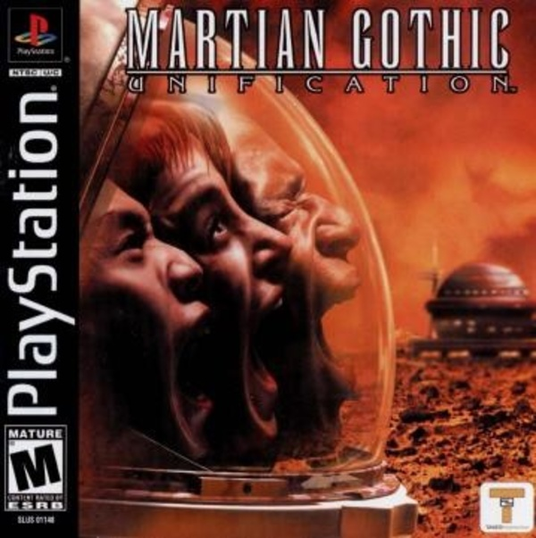 Cover zu Martian Gothic: Unification