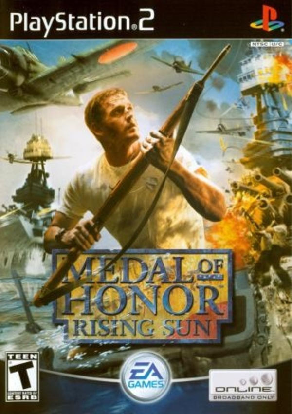 Cover zu Medal of Honor: Rising Sun