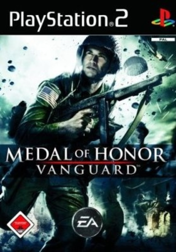 Cover zu Medal of Honor: Vanguard