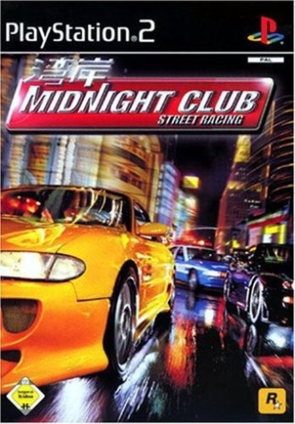Cover zu Midnight Club: Street Racing