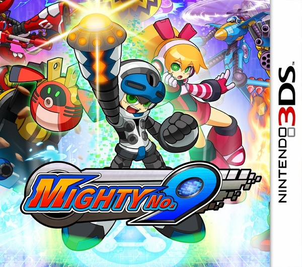 Cover zu Mighty No. 9