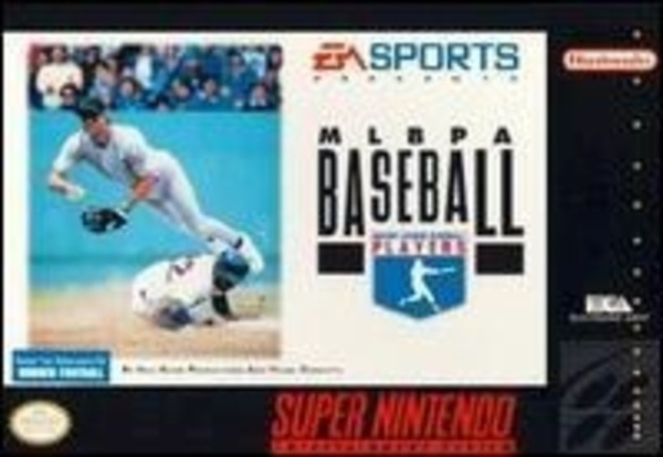 Cover zu MLBPA Baseball