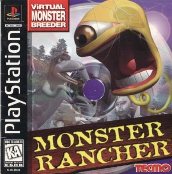 Cover zu Monster Rancher