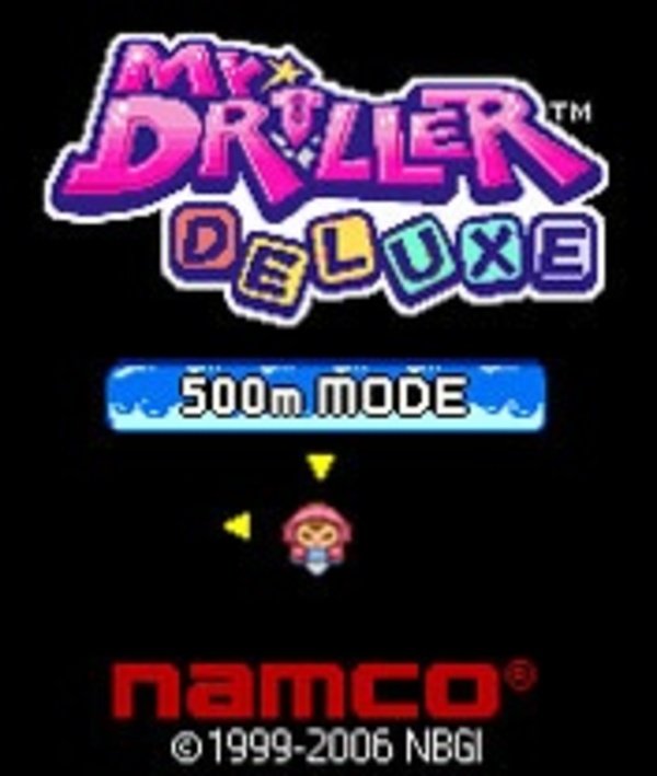 Cover zu Mr. Driller Deluxe
