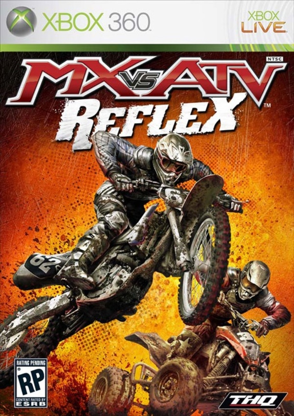 Cover zu MX vs. ATV Reflex