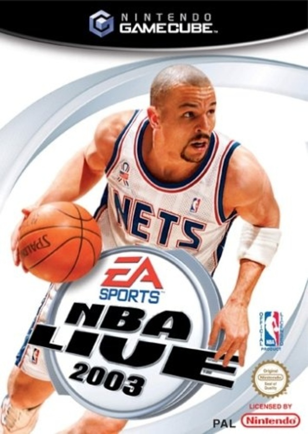 Cover zu NBA Live 2003