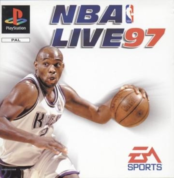 Cover zu NBA Live 97