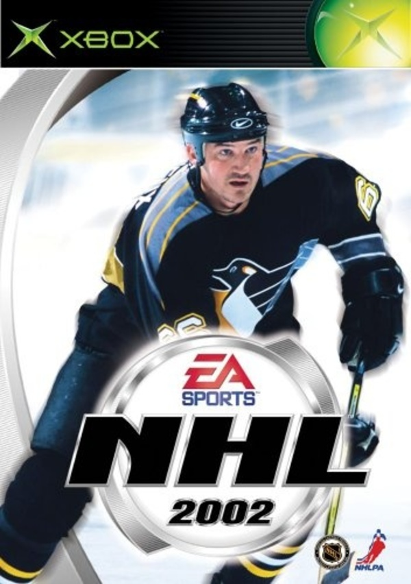 Cover zu NHL 2002